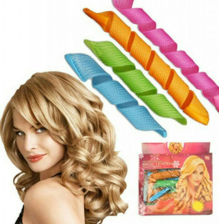 harga Magic Leverage/ Pengeriting Rambut /hair Curler Tokopedia.com