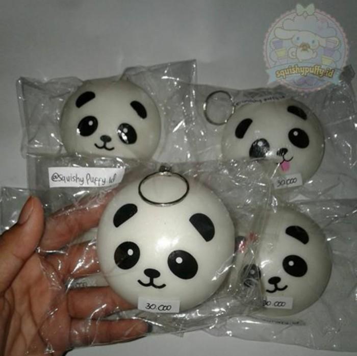 Jual Squishy Panda Bun Kab Sidoarjo Squishypuffyid Tokopedia