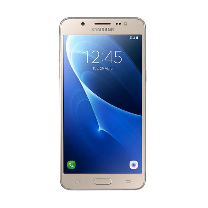 harga Samsung galaxy j5 2016 - gold - baru new - grs resmi Tokopedia.com