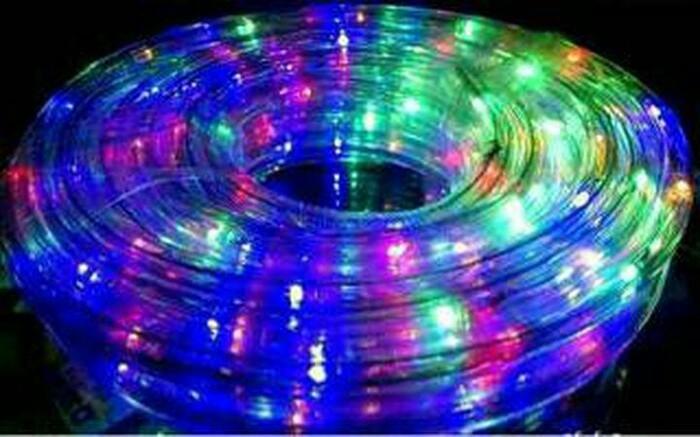 harga Lampu selang led/lampu hias/lampu taman/lampu dekorasi Tokopedia.com