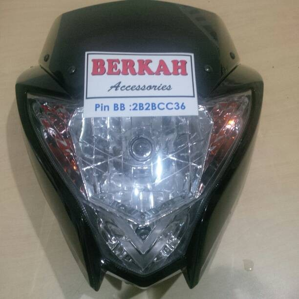 harga Batok/kedok satria fu 2014 Tokopedia.com