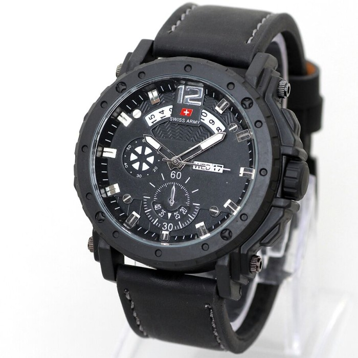 Foto Produk jam tangan pria swiss army daydate new edition dari JM FASHION ARLOJI
