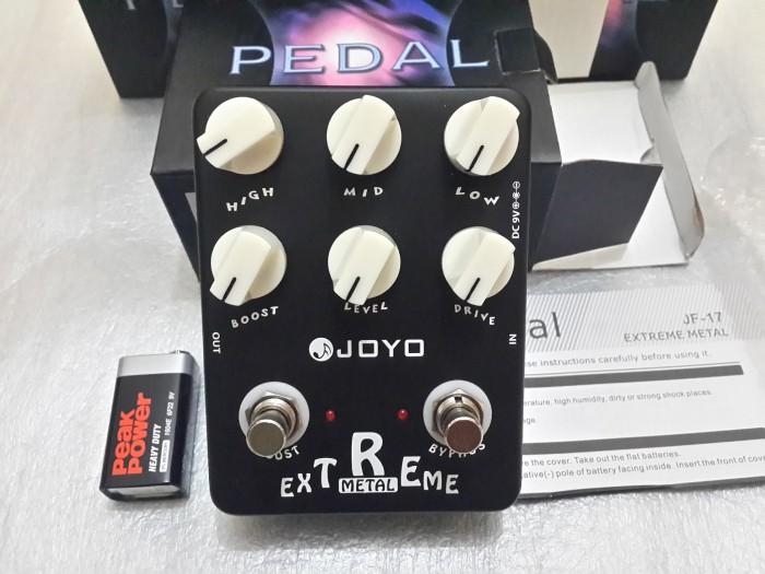 harga Efek gitar metal extreme joyo jf-17 original Tokopedia.com
