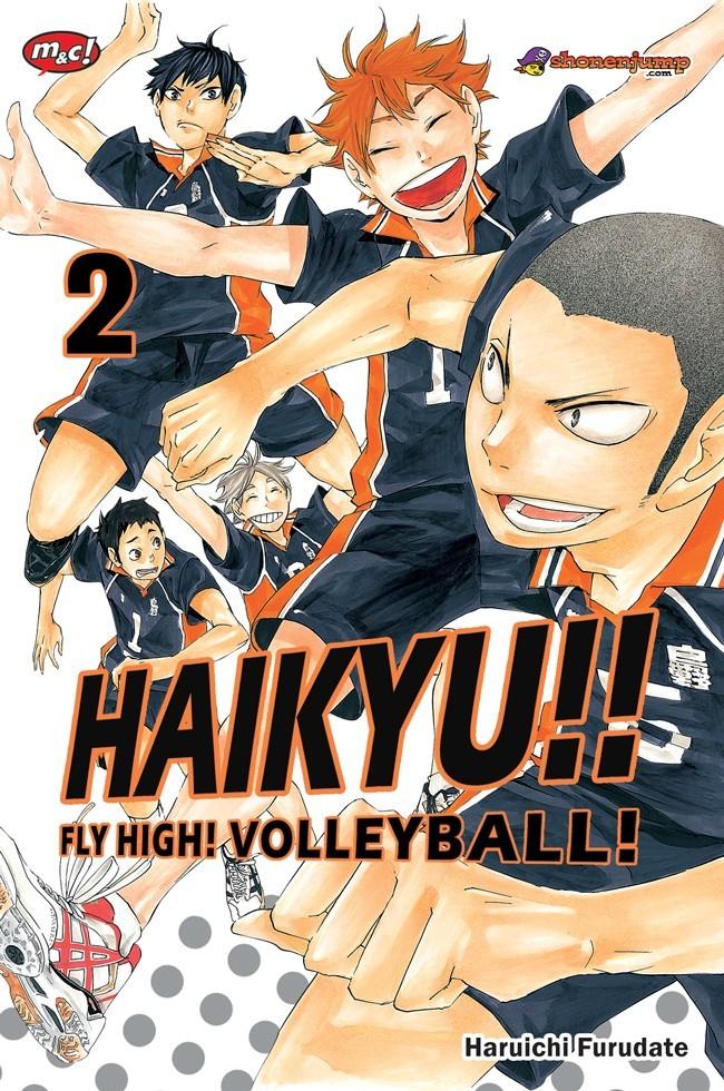 harga Haikyu!! fly high! volleyball! 02 Tokopedia.com