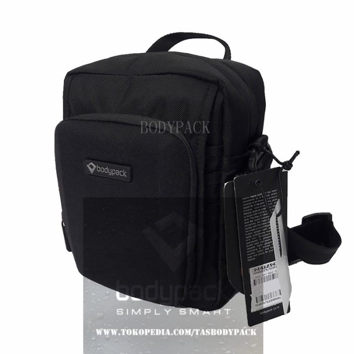 harga Tas selempang merk bodypack 7098 waist/kantor/backpack/travel Tokopedia.com