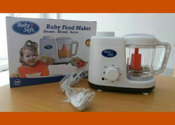 BABY SAFE FOOD MAKER FOODMAKER STEAM KUKUS BLENDER MAKANAN BAYI MPASI
