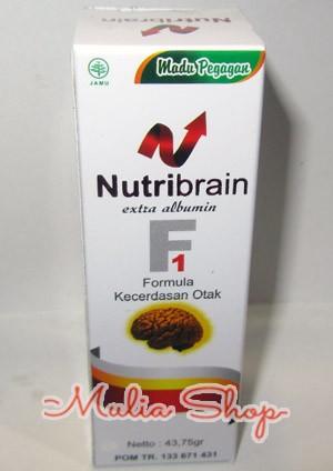 ... harga Nutri brain nutribrain f1 untuk 6 bulan 3 tahun grosir murah Tokopedia