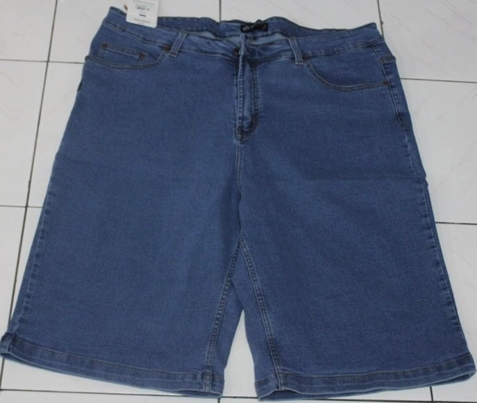harga Celana jeans pendek pria jumbo / celana jeans pendek pria big size Tokopedia.com