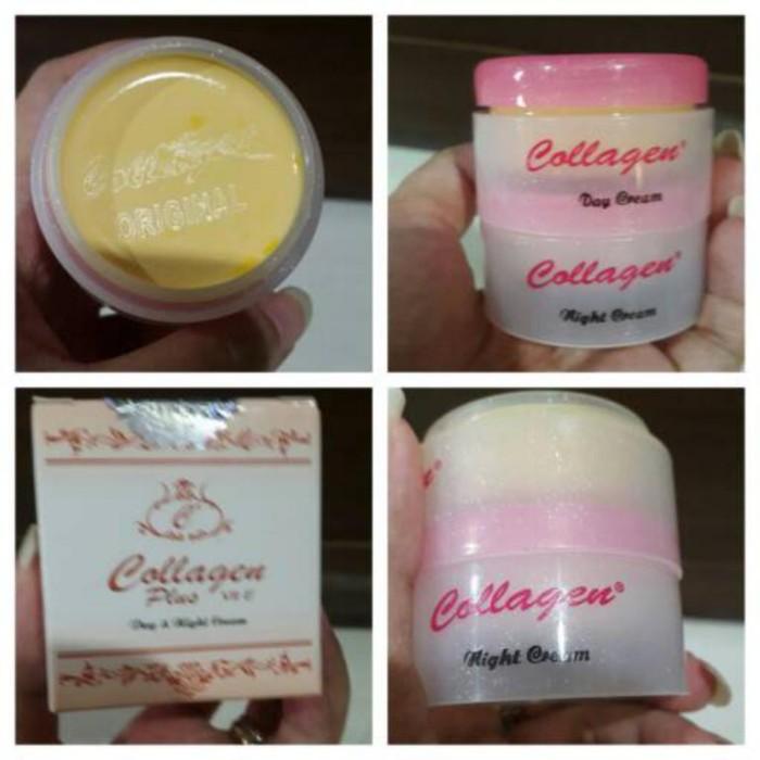 Cream Collagen Plus Vitamin E New Super