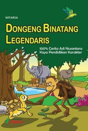 harga Buku cerita / buku dongeng / cerita anak (binatang legendaris) Tokopedia.com