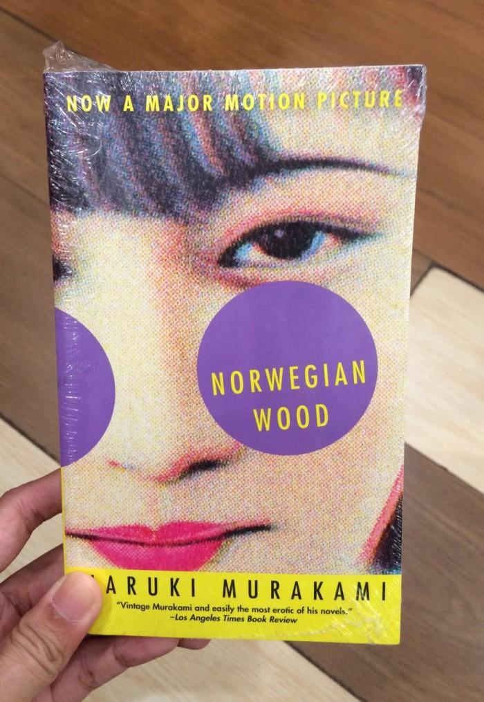 harga Norwegian wood - haruki murakami Tokopedia.com