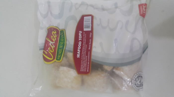 harga Premium seafood tofu cedea Tokopedia.com