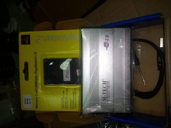 harga Hdd/hardisk 80gb external+mc boot Tokopedia.com