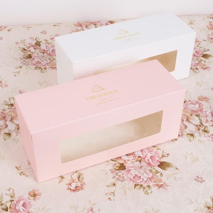 harga Box kotak bolu gulung new cetakan alat cetak pemotong kue kering model Tokopedia.com