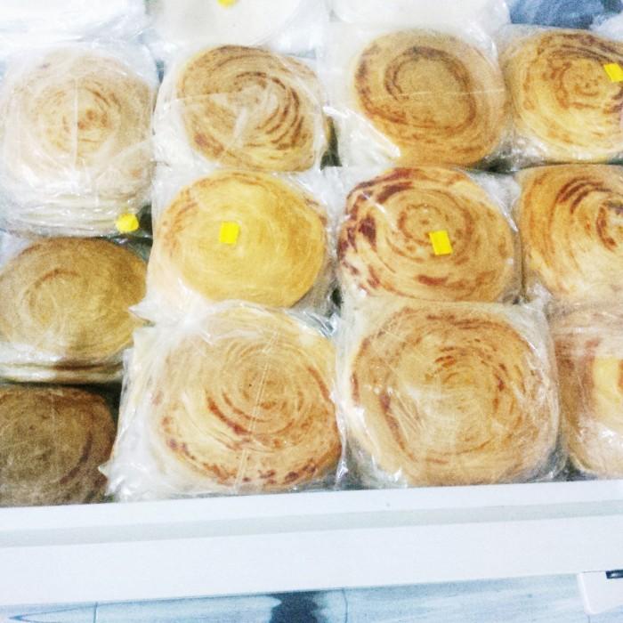 harga Roti Maryam/ Roti Cane / 5 Pcs / 10 Pack - Roti Canai.go-jek Gokilat Tokopedia.com
