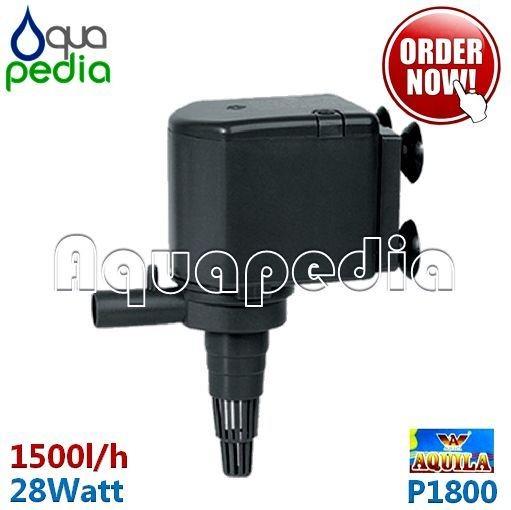 harga Aquila p-1800 pompa celup aquarium submersible water pump Tokopedia.com
