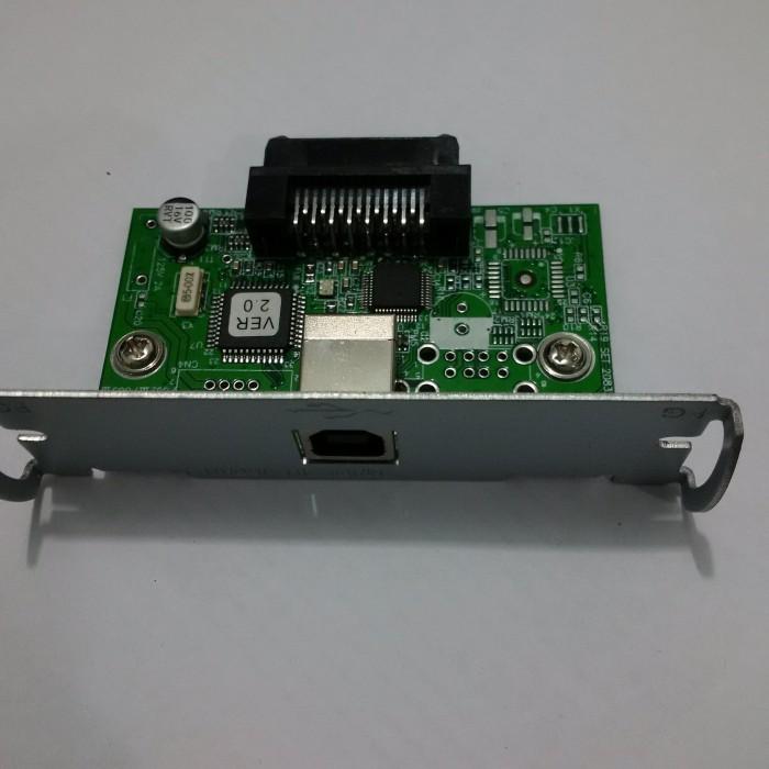 Jual USB Port TMU 220, Port USB printer Kasir Epson TM U220, TM T88 IV USB  - Jakarta Pusat - SCMprints   Tokopedia