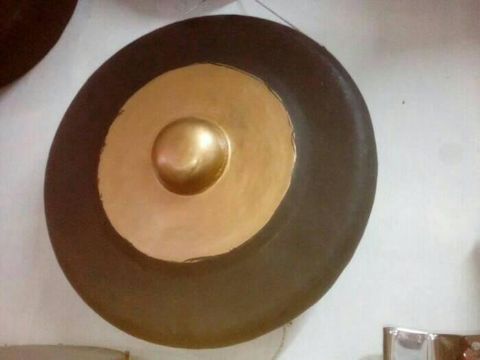 harga Gong besi 40cm Tokopedia.com
