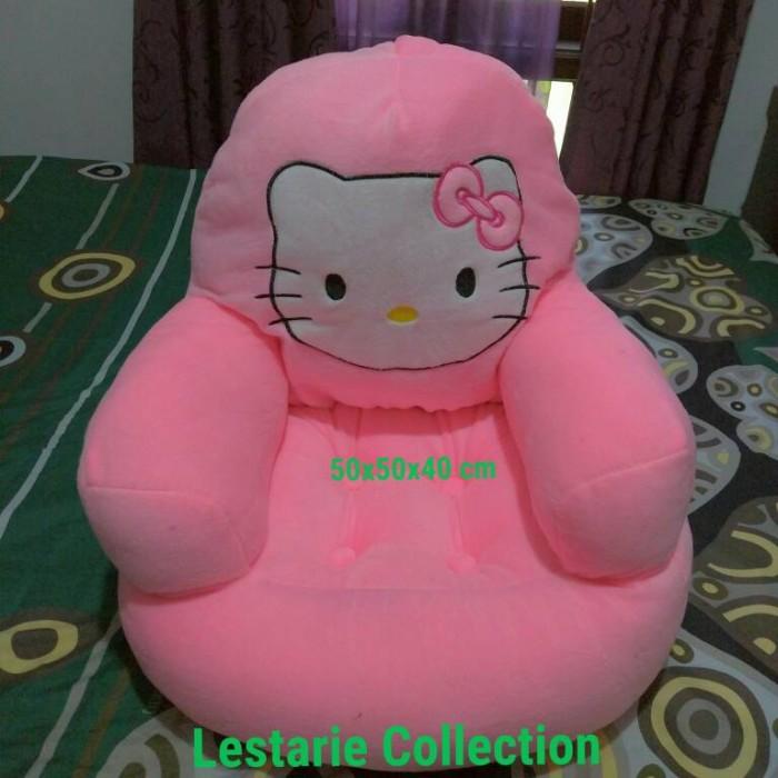 harga Sofa boneka/sofa karakter hello kitty/sofa anak/tempat duduk anak Tokopedia.com