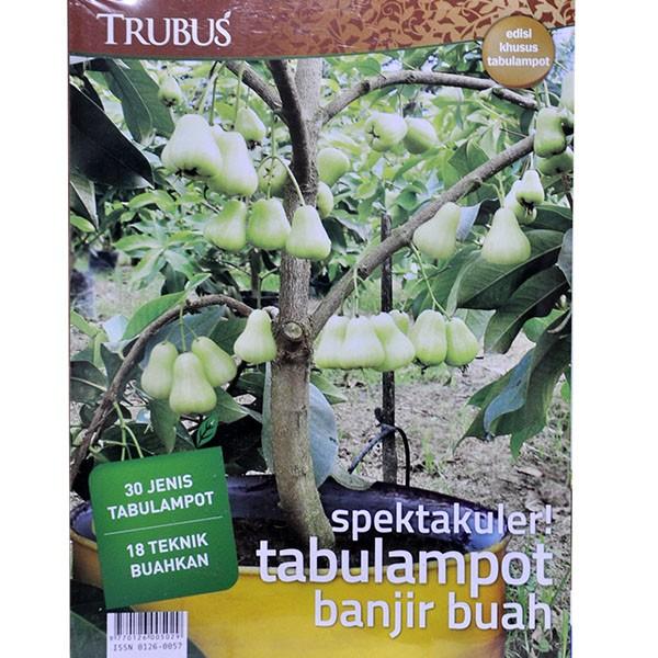 harga Jiriifarm (09381) hidroponik tr-002 majalah trubus tabulampot Tokopedia.com
