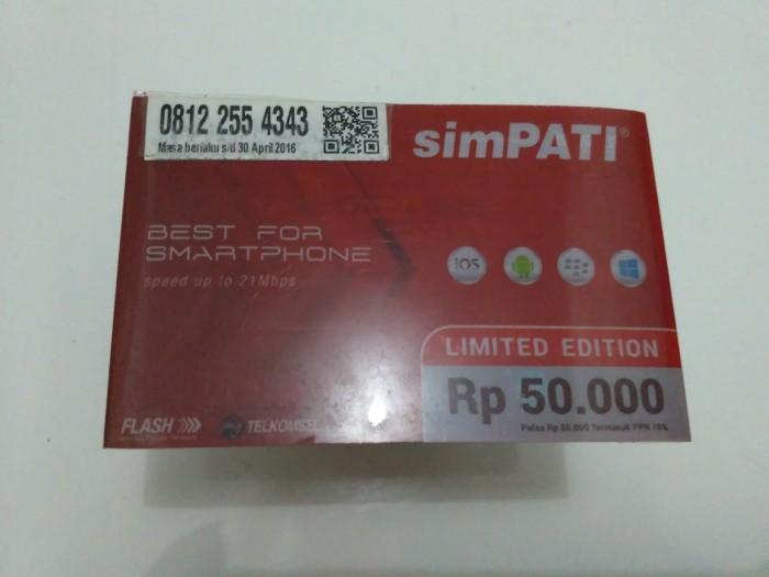 Foto Produk Nomor Cantik Telkomsel SimPATI 11 Digit 081 2255 4343 dari Savix Perdana