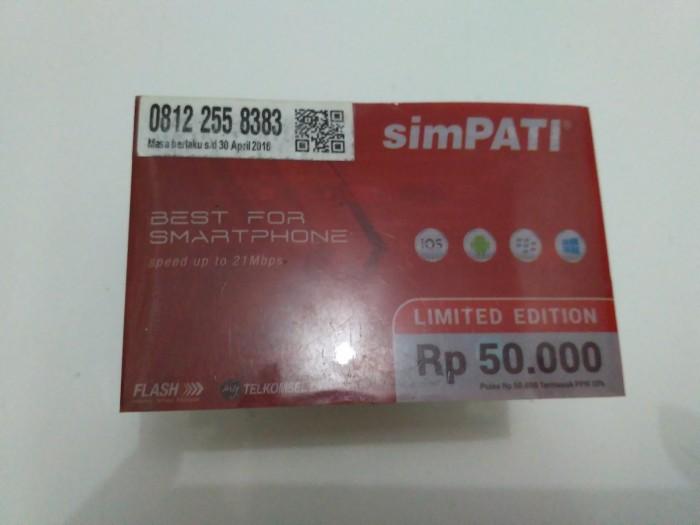 Foto Produk Nomor Cantik Telkomsel SimPATI 11 Digit 081 2255 8383 dari Savix Perdana