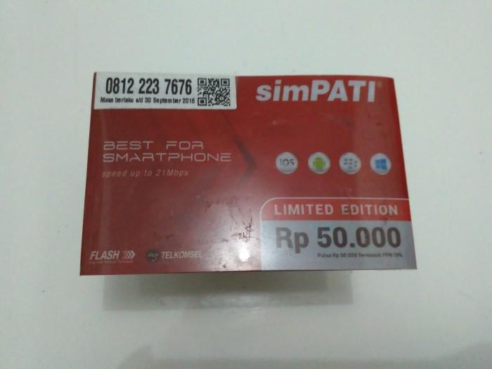 Foto Produk Nomor Cantik Telkomsel SimPATI 11 Digit Super Rapih 081 2223 7676 dari Savix Perdana