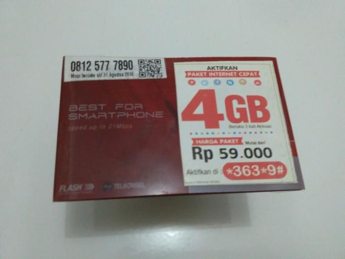 Foto Produk Nomor Cantik Telkomsel SimPATI 11 Digit 0812 577 7890 dari Savix Perdana