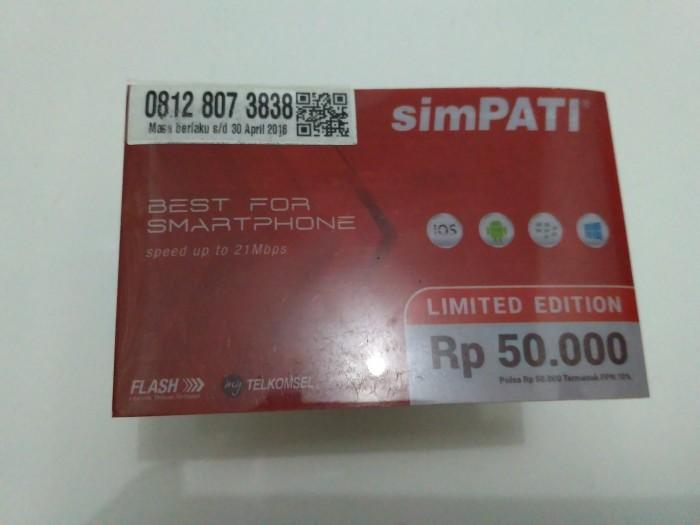 Foto Produk Nomor Cantik Telkomsel SimPATI 11 Digit Hoky 0812 807 3838 dari Savix Perdana