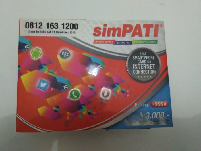 Foto Produk Nomor Cantik SimPATI 11 Digit 0812 1631 200 dari Savix Perdana
