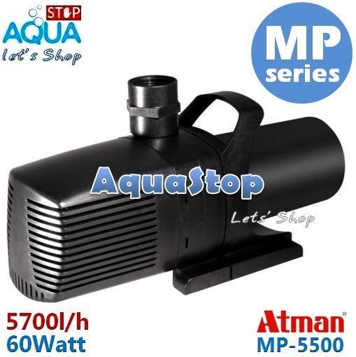 Jual ATMAN MP-5500 Pompa Kolam Submersible Pond Pump ...