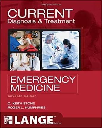 harga Current diagnosis and treatment emergency medicine 7e Tokopedia.com