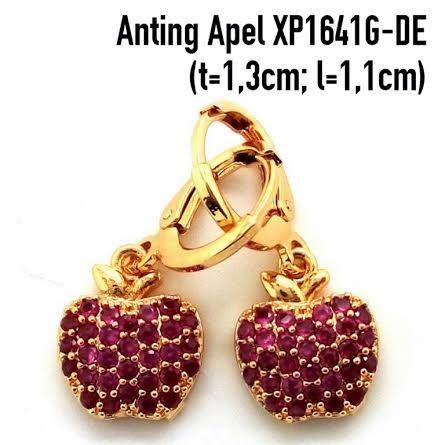 harga Xuping yaxiya meili anting (cincin gelang kalung liontin ) xp1641g Tokopedia.com