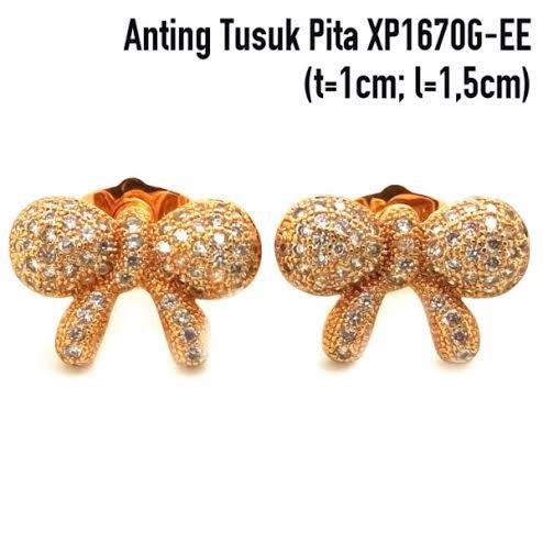 harga Xuping yaxiya meili anting (cincin gelang kalung liontin ) xp1670g Tokopedia.com