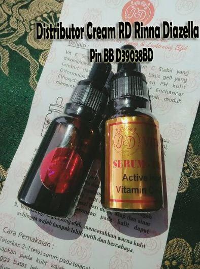 Serum RD Rinna Diazella Murah Original 100%