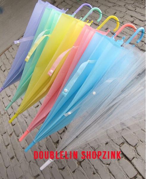 Jual payung bening transparan jepang stye grosir murah cantik