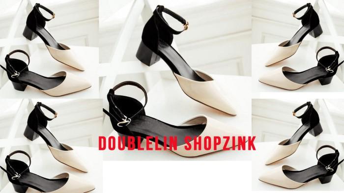 harga Heels sepatu wedges wanita kode w354 grosir - cantik imut lucu Tokopedia.com