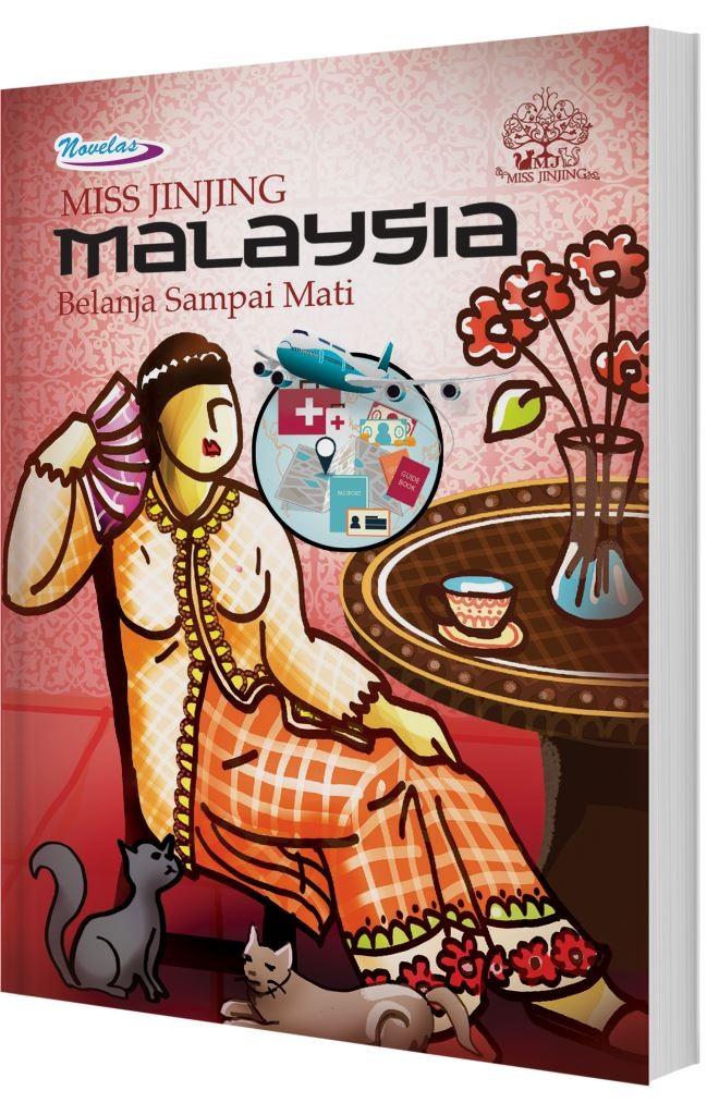 harga Miss jinjing malaysia belanja sampai mati - amelia masniari Tokopedia.com