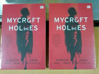 harga Mycroft holmes - kareem abdul jabbar & anna waterhouse Tokopedia.com