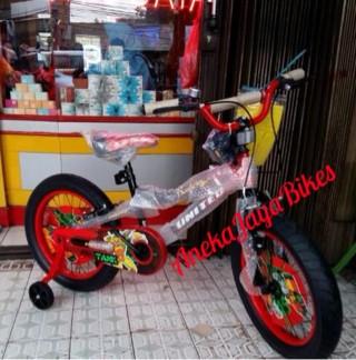 harga Sepeda anak bmx united tank 18 Tokopedia.com