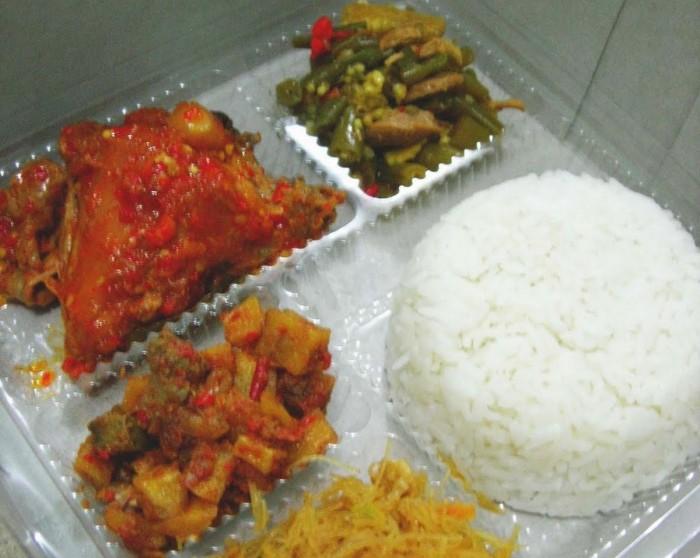 Foto Produk Nasi box jogja Nasi kotak Jogja Nasi Box murah halal -JGJ dari butikku-butikmu