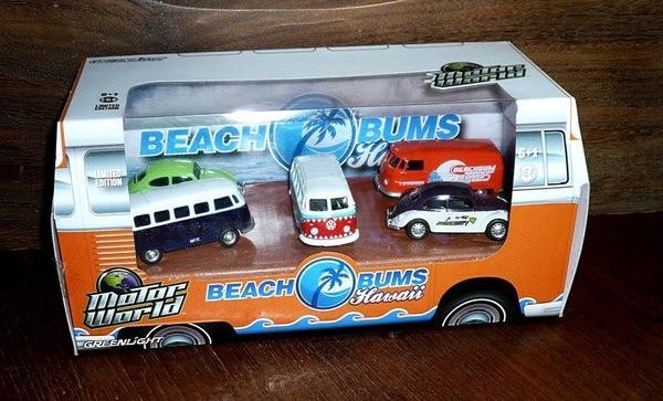 Greenlight - VW Beach Bums.
