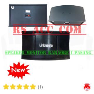 harga Speaker monitor pasif karaoke linkmaster cs 450 v mk ii (10 inch) Tokopedia.com