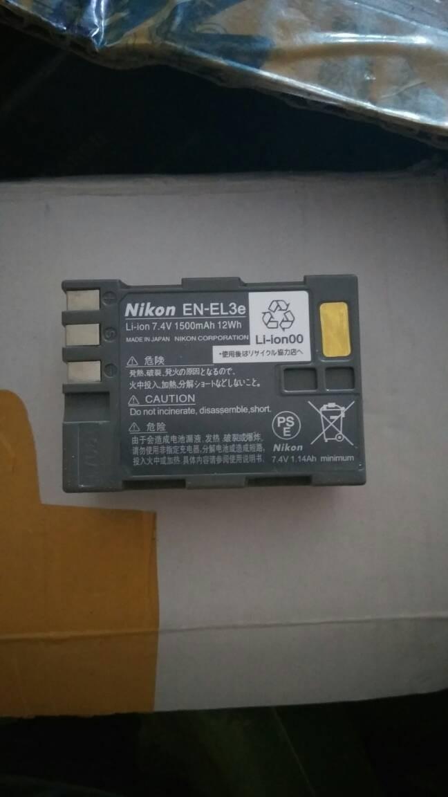 Battery Baterai Nikon EN-EL3e / ENEL3e D50,D70s,D80,D90,