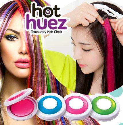 harga Hot huez pewarna rambut instan kapur warna praktis hair chalk color u Tokopedia.com