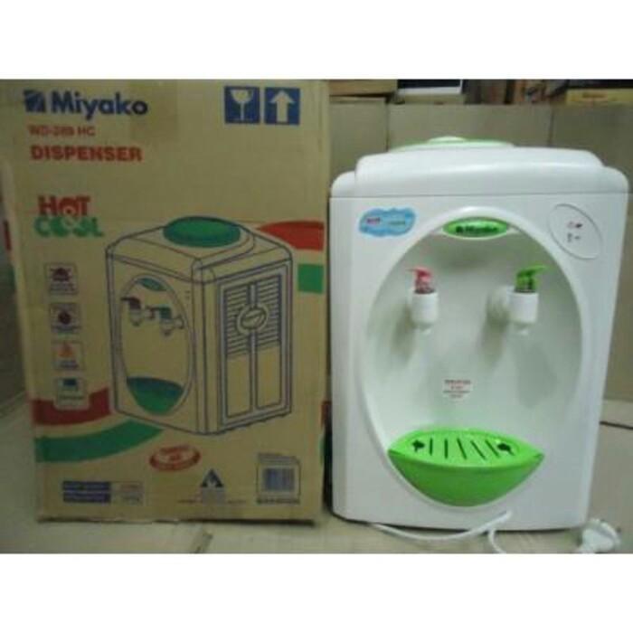harga Dispenser miyako hot n cool panas dingin wd 289 hc Tokopedia.com