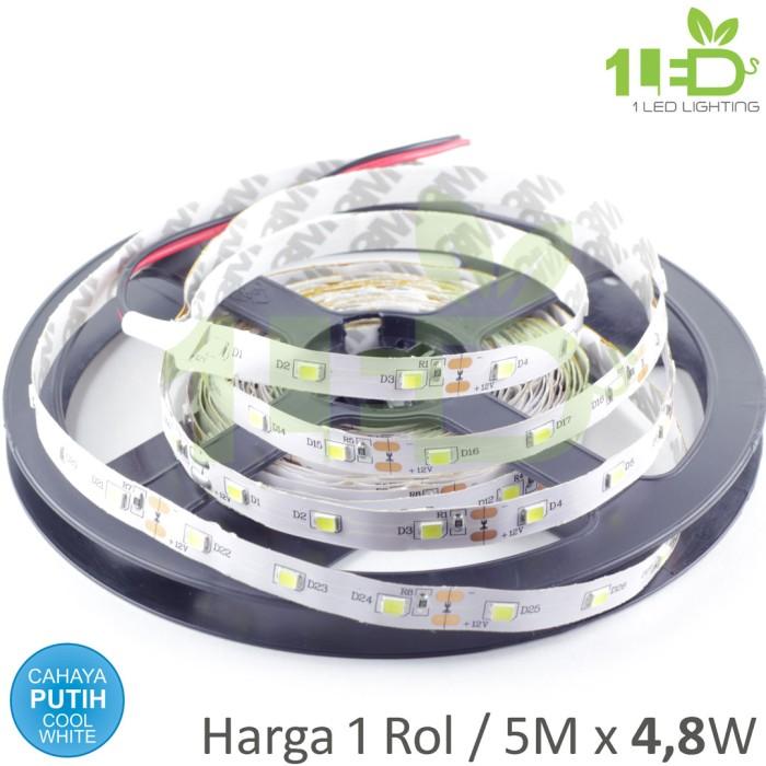 Lampu Led Strip Flexible Putih Roll