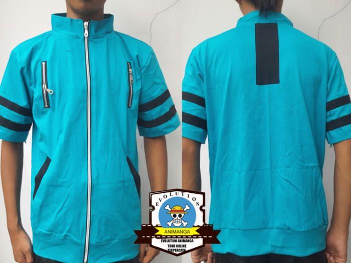 kaneki ken blue jacket