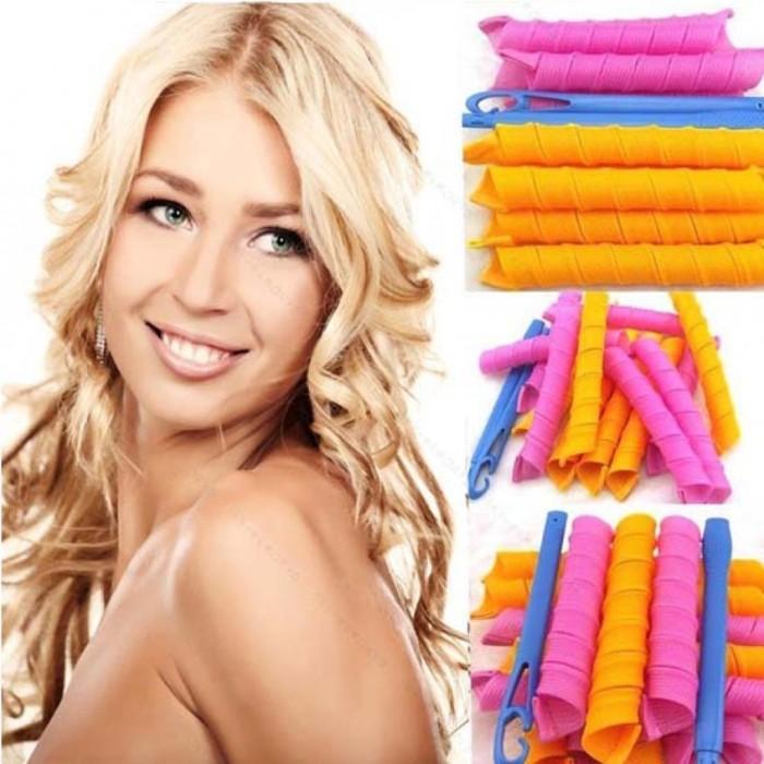 Magic Leverag / Hair Curler / Alat Keriting Rambut .