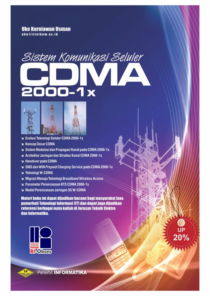 harga Sistem komunikasi seluler cdma 2000-1 Tokopedia.com